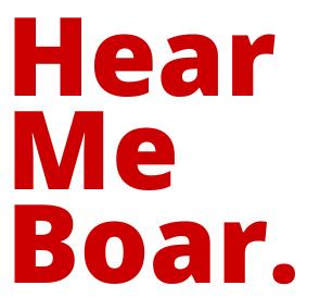 Hearmeboar